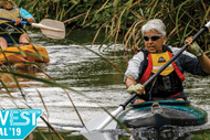 Image for event: EcoWest Festival 2019 - VIP Kayak Day