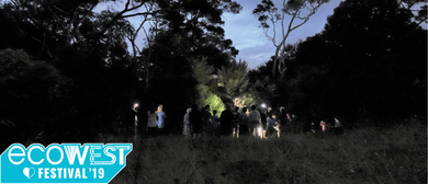 EcoWest Festival 2019 - Opanuku Stream Bat Walk And Talk