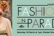 Napier City Fashion On Parade