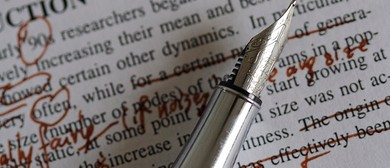 Editing Your Creative Writing