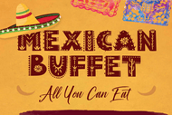 Image for event: Mexican Buffet