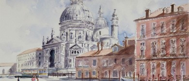 Impressionistic Watercolour with Ginnette Wang