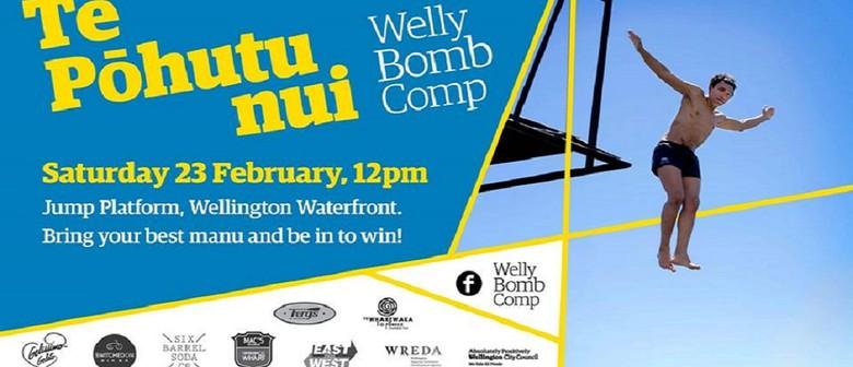 Te Pōhutu Nui - Welly Bomb Comp