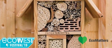 EcoWest Festival 2019 - Kids DIY Bug Hotel