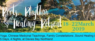 Roots, Rhythm And Healing Retreat