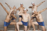 Image for event: Swimming with Men