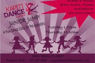 Image for event: Junior Jump & Pilates for Mums