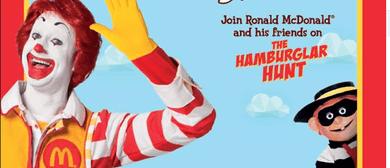 Feilding McDonald's Ronald Show