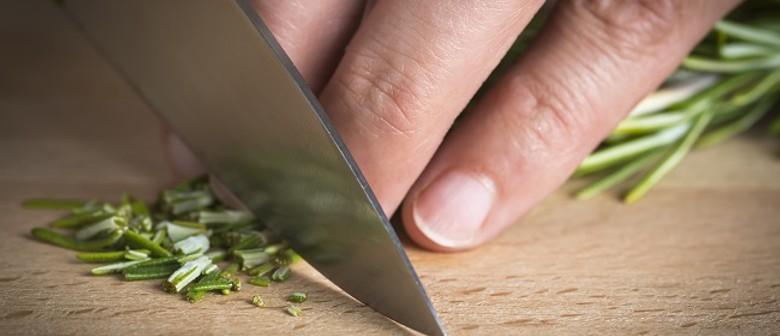 Knife Skills 101 - Vegetables