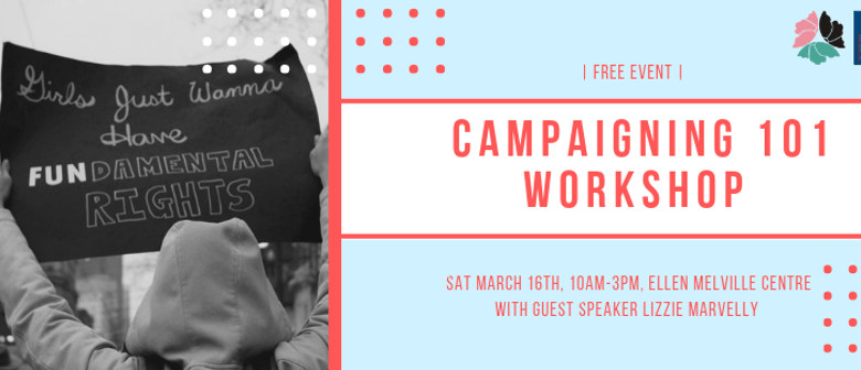 Campaigning Activism 101 - Gender Equality Workshop