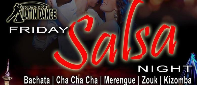 Salsa Night Friday