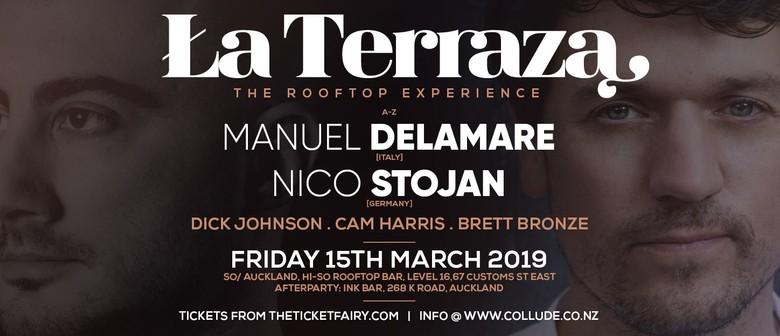 La Terraza ft. Manuel De La Mare (Ita) & Nico Stojan (Ger)