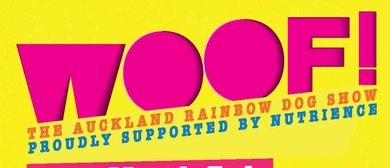 Woof! - The Auckland Rainbow Dog Show