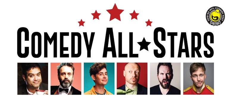 Comedy Allstars Showcase -  One Night Only