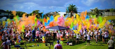 Shelly Park Colour Fun Run 2019
