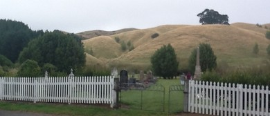 Old Gorge Cemetery