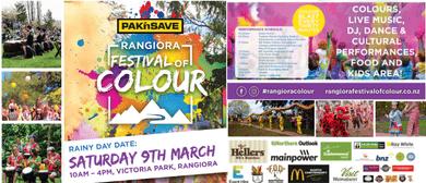 Rangiora Festival of Colour 2019
