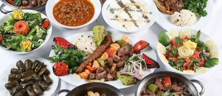 Modern Middle Eastern Cooking