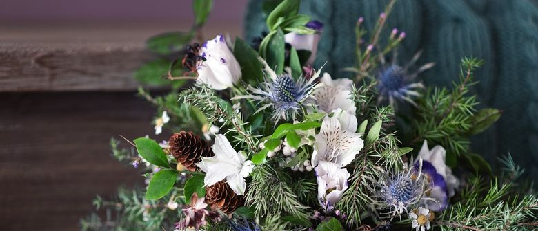Floral Design: Mid Winter Flower Arrangements