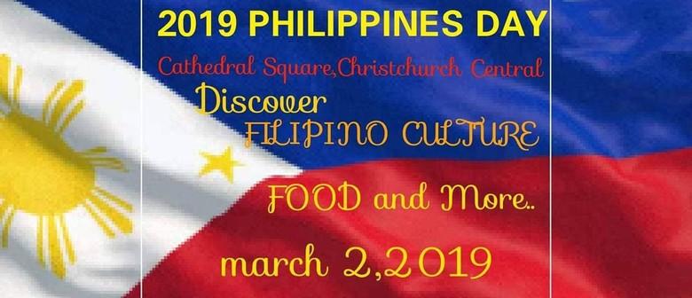 Philippines Day 2019 - Christchurch - Eventfinda