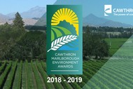Image for event: Cawthron Marlborough Environment Awards