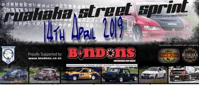 NCC Ruakaka Street Sprint