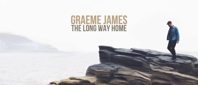 Graeme James 'The Long Way Home' NZ Tour