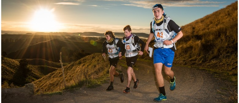 TrackMe Life GO-4-12 Youth Adventure Race 2019 - Wairoa