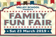 Image for event: Valley School Fun Fair