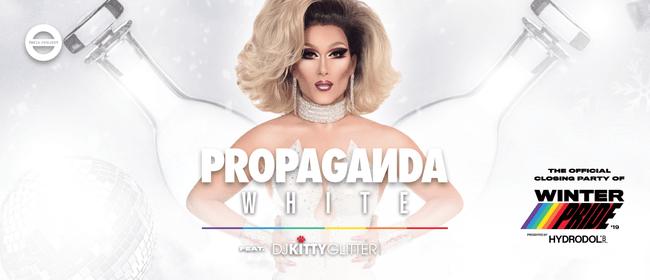 Propaganda WHITE: Winter Pride '19 Final Party