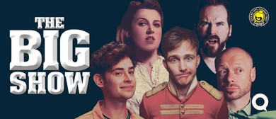 The Big Show 2019 - An International Comedy Showcase
