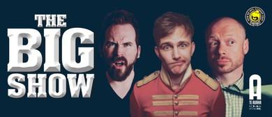 The Big Show <em>2019</em> - An International Comedy Showcase