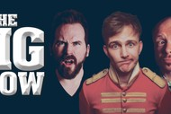 Image for event: The Big Show 2019 - An International Comedy Showcase