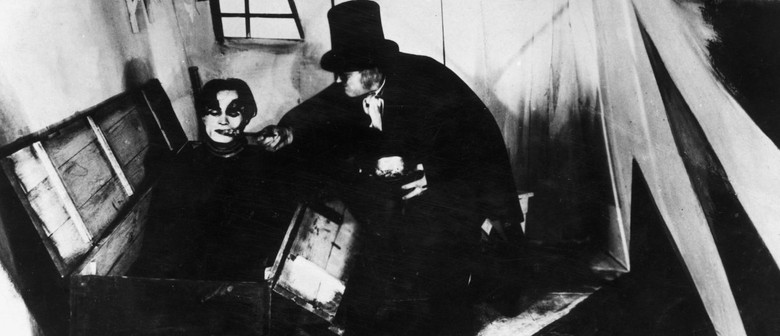 Das Cabinet of Dr Caligari Live Scoring
