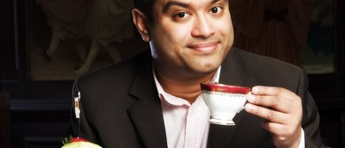 Paul Sinha - Live in Wellington
