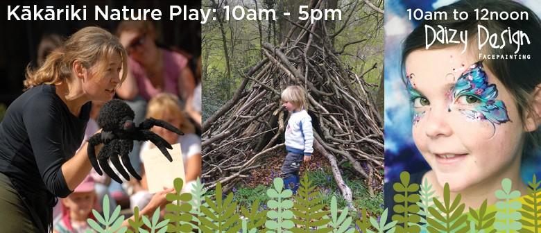 Children's Day at Ngā Manu with Kākāriki Nature Play