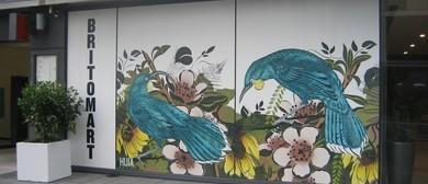Street Art Tour of Central Auckland