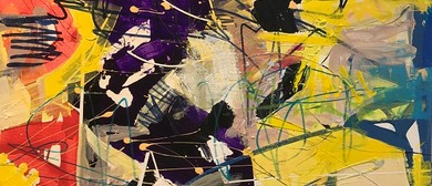 Abstract Painting for Beginners Workshop