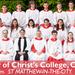 The Choir of Christ's College, Cambridge