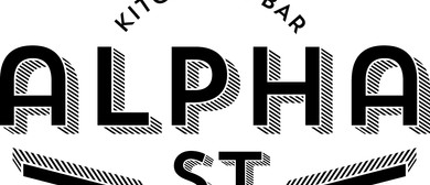 Local Lunch at Alpha St Kitchen & Bar