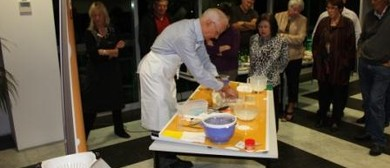 Cheesemaking Demo