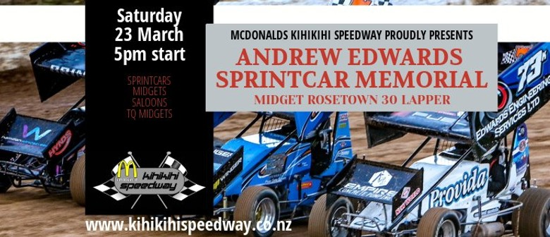 Andrew Edwards Sprintcar Memorial