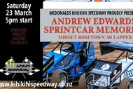 Image for event: Andrew Edwards Sprintcar Memorial