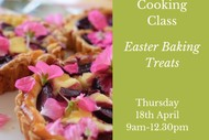 Children's Cooking Class - Easter Baking