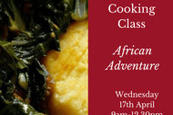Children's Cooking Class - An African Adventure