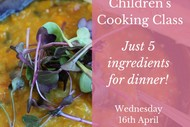 Children's Cooking Class - 5 Ingredients for Dinner