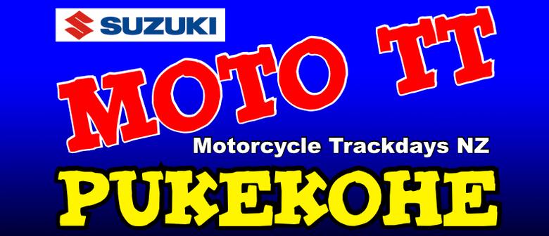 MotoTT Pukekohe Suzuki Only Day