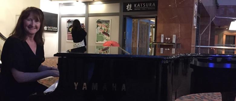 Sandy Lynch - Piano at the Atrium Lounge