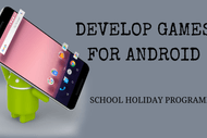 Image for event: Develop Games for Android - School Holiday Programme