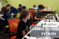 Image for event: Learn to Code In Python: Scratchpad Holiday Programme